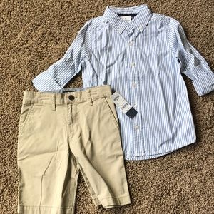 Brand new Boys 7 outfit